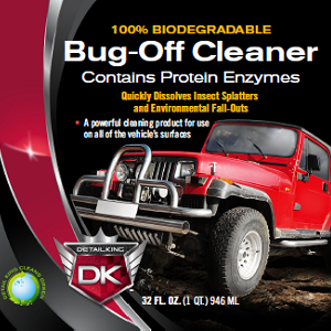 how to remove love bugs from car