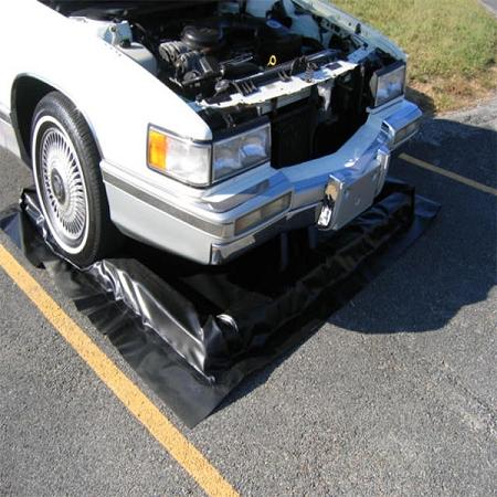 Car Wash Mats Water Containment