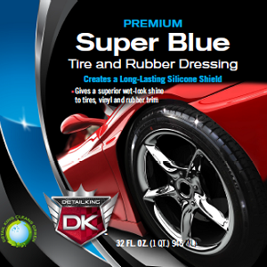 Super Blue Tire Amp Rubber Dressing Quart