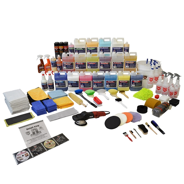Car Repair Costs: Car Detailing Business Kit