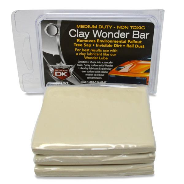 Auto Clay Bar - Medium Duty