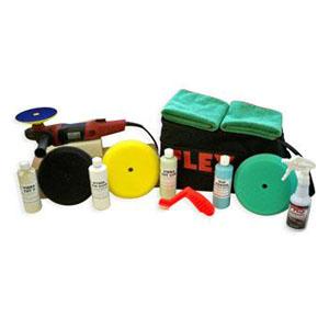 Flex Pe14 2 150 Rotary Buffer Business Man Value Package