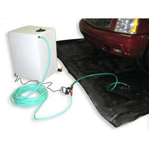 Car Wash Water Reclaim System