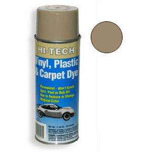 Desert Tan Vinyl Amp Carpet Dye For Cars