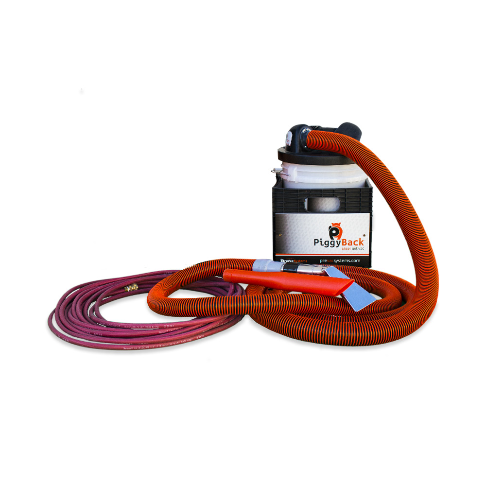 Prevac Systems Auto Detailing Extractor
