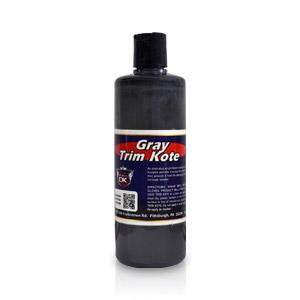 Car Trim Restorer Gray