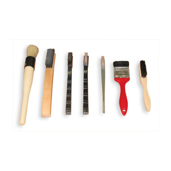 auto detail brush kit