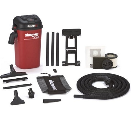 Wall Mount Shop Vac