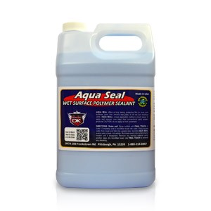 AQUA SEAL - Wet Surface Express Polymer Sealant