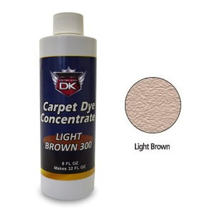Light Brown Carpet Dye