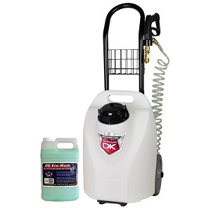 Eco Friendly Low Pressure Washer Systems For Mobile Detailing