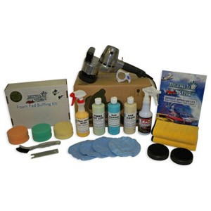 "Cyclo Polisher ""Gloss & Glamour"" Value Package (Single Sided)"