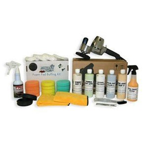 "Cyclo Polisher ""Swirl & Oxidation Remover"" Value Package (Single Sided)"