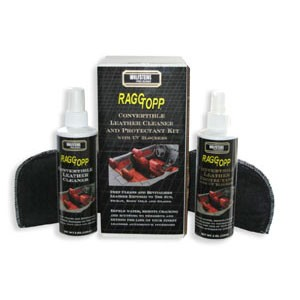 raggtopp leather cleaner and protectant kit. Black Bedroom Furniture Sets. Home Design Ideas