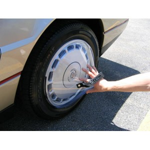 "Wheel Shield Dressing Disc Cover - 13"" - 20"" Adjustable"