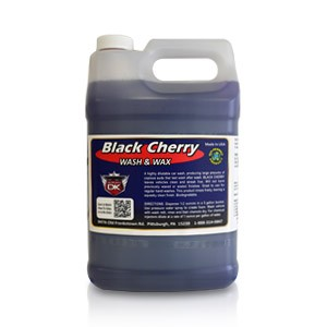 Black Cherry Car Wash Soap With Wax