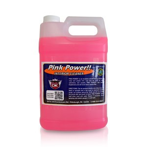 Pink Power Automotive Interior Cleaner