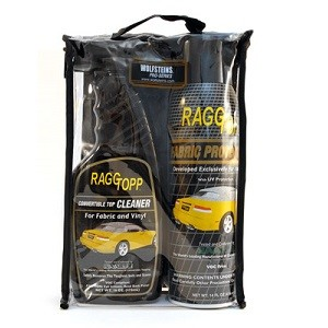 Raggtopp Fabric Cleaner And Protection Kit