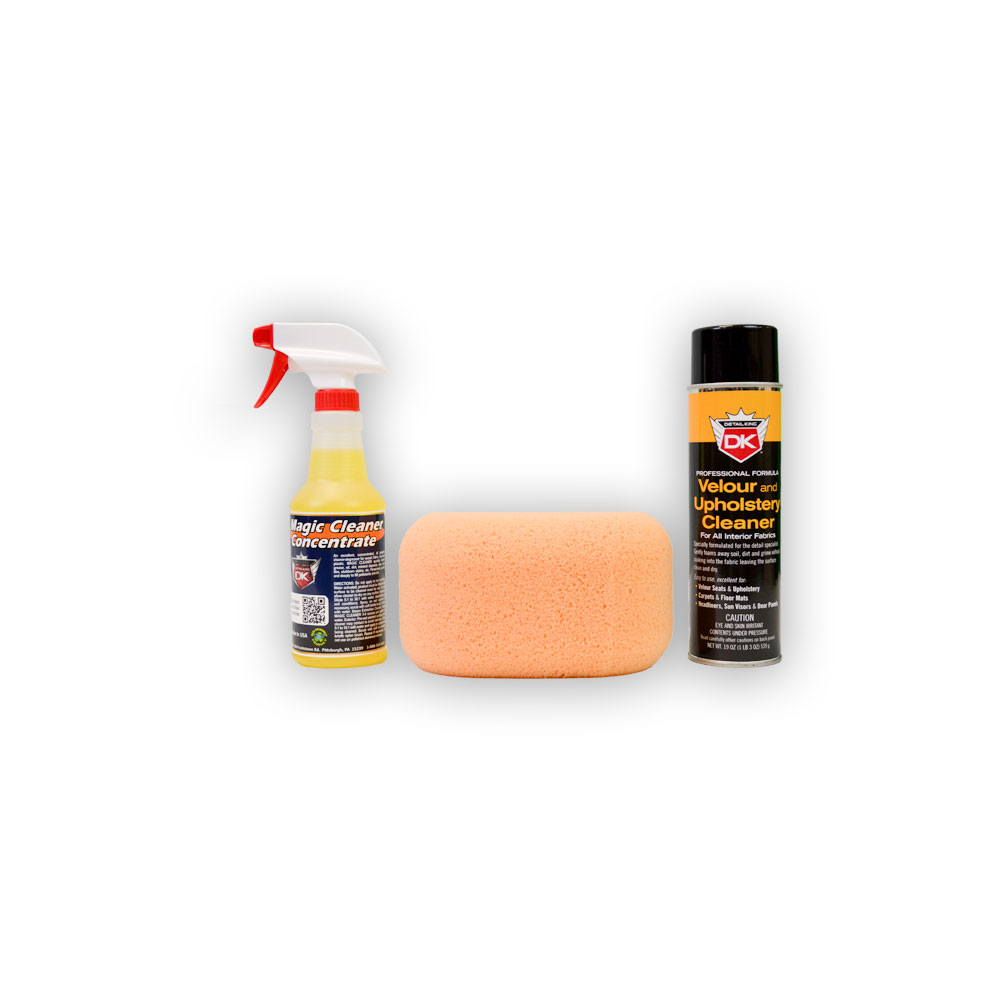 Headliner Cleaning Value Kit