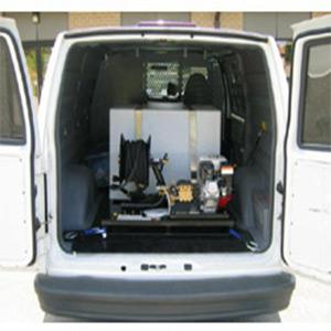 Mobile Car Wash Water Tank