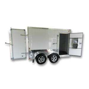 mobile detailing trailers. Black Bedroom Furniture Sets. Home Design Ideas