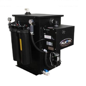Used Car Wash Water Reclaim System