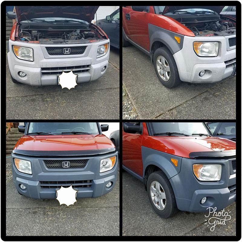 Car trim restorer gray for Best way to restore exterior black plastic trim