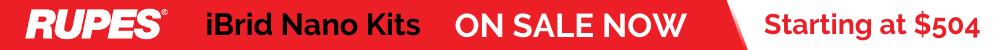 RUPES iBrid Nano Kits - On Sale Now - Starting at $529