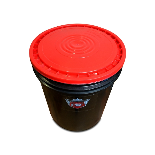 5 Gallon Black Wash Bucket