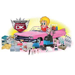 Car Interior Cleaning Business Package