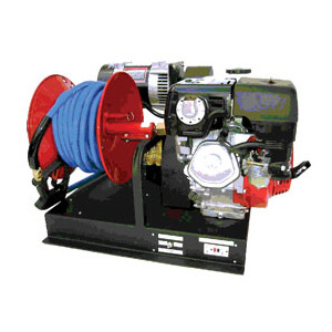 Pressure Washer With Generator