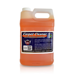 Automotive Carpet Cleaner Upholstery Shampoo