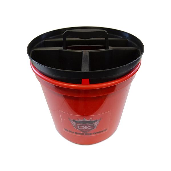 Car Wash Bucket Storage Organizer
