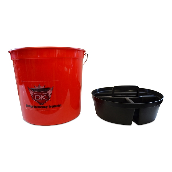 Car Wash Bucket Storage Organizer