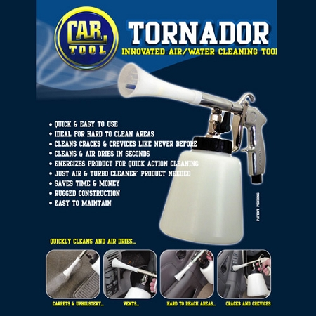 Tornador Cleaning Tool