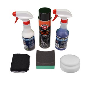 "Car Care ""In & Out Dressing"" Value Kit"