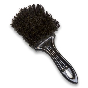 "Wheel Woolies 9""  Boars Hair  Wheel Brush"