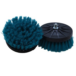 Cyclo Soft Shampoo Brushes - Aqua (1 Pair)