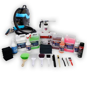 Detail Queen Car Interior Cleaning & Detailing Start Up Kit ***EXTRACTOR HAS 4-5 WEEK LEAD TIME***