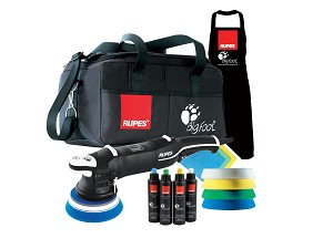 Rupes LHR 15 Mark III Big Foot Random Orbital Polisher - Deluxe Kit W/FREE SHIPPING