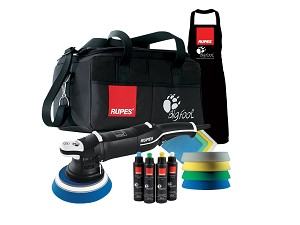 Rupes LHR 21 Mark III Big Foot Random Orbital Polisher - Deluxe Kit W/FREE SHIPPING