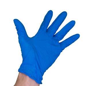 Examination Grade Nitrile Gloves