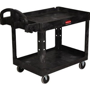 Rubbermaid Jumbo Size Car Wash & Auto Detailing Cart