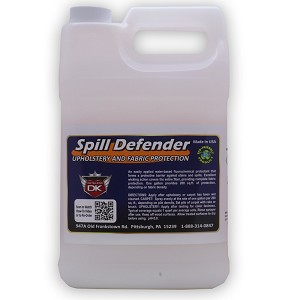 Spill Defender Automotive Fabric Protection