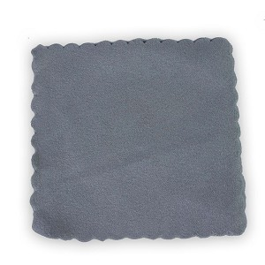 "Small 4"" X 4"" Suede Cloths for Ceramic Coating Applicators - 50 PACK"
