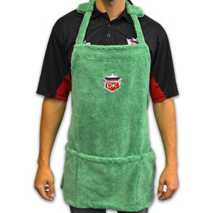 Microfiber Auto Detailing Apron With Detail King Logo
