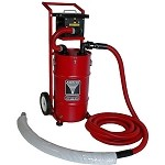 Big Dog Water Reclamation Vacuum System - 30 Gallon w/Pump Out