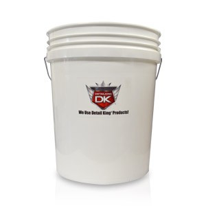 Detail King Car Wash Bucket - Large