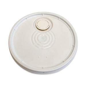 5 Gallon Bucket Lid w/ Hole