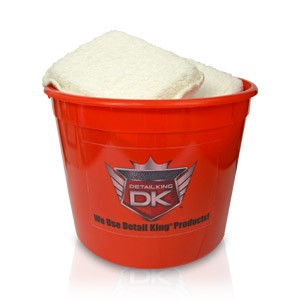 Bucket Of Wax Applicators Value Kit (8)